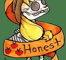 Honest 'Til Death MLP Applejack by Anarchpeace