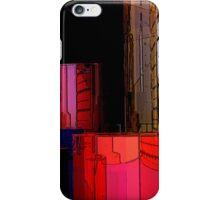 shapetowers iPhone Case/Skin