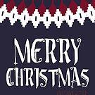 John's Christmas Jumper by KitsuneDesigns