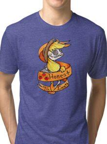 Honest 'Til Death MLP Applejack Tri-blend T-Shirt
