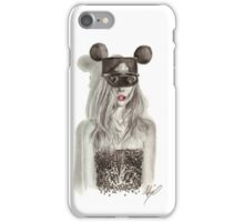Mickey Hat iPhone Case/Skin