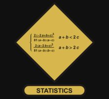 Sign Triangular Distribution Statistics by wetdryvac