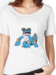 Go Wild With Swampert Women's Relaxed Fit T-Shirt