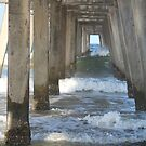Under Pier Peer by Bob Hardy