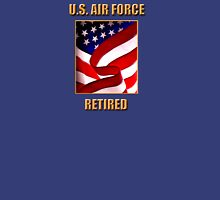 U.S. Air Force, Retired Unisex T-Shirt