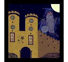 ~ The Wizard ~ Photographic Print