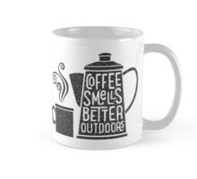 Coffee Smells Better Mug