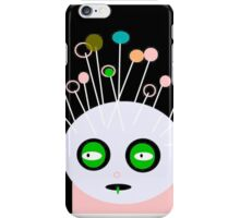 TRANSLUCENT art, POLLY DOLLOPS iPhone Case/Skin