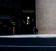 Melbourne, CBD 04 by Marcel Lee
