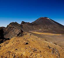 Tongariro Crossing by Bassam  Shmordok