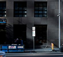Melbourne, CBD 06 by Marcel Lee