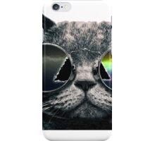 C00l Cat iPhone Case/Skin