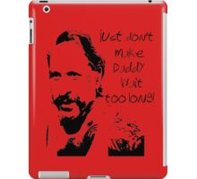 Big Al iPad Case/Skin
