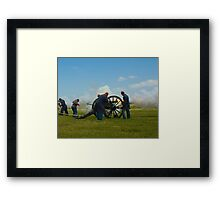 The Engagement Framed Print