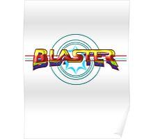 Arcade Classic - Blaster Poster