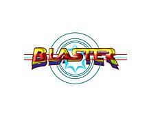 Arcade Classic - Blaster Photographic Print