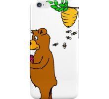 Bear With Honey iPhone Case/Skin