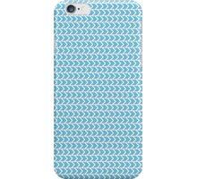 Blue Arrows iPhone Case/Skin