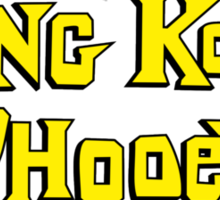 Hong Kong Phooey - #01 Hero Guy! Sticker