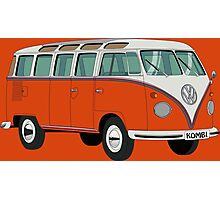 Kombi V2 Photographic Print