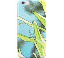Marsh Grass on Pond iPhone Case/Skin
