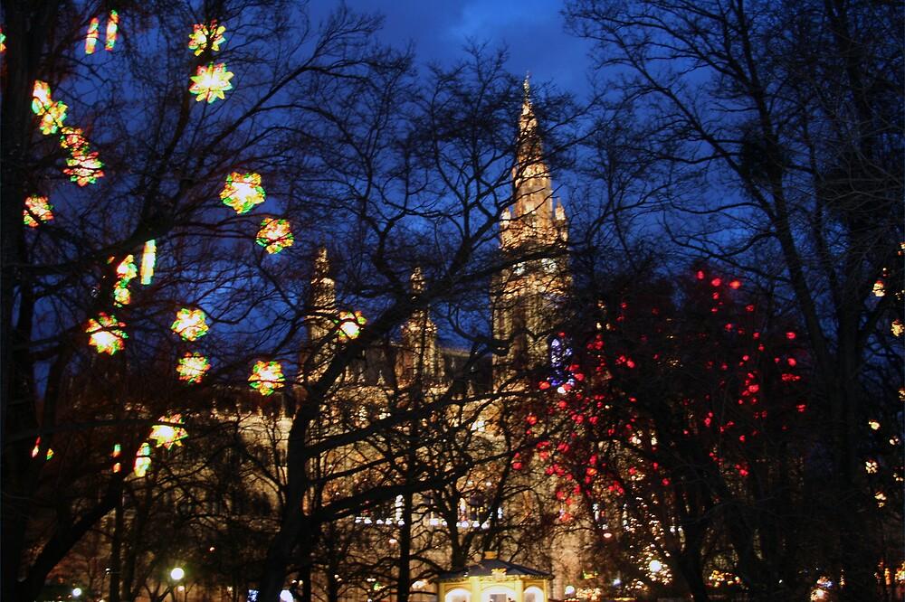 Rathaus Advent Dream by Semmi
