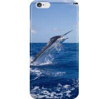 Handsome Black Marlin iPhone Case/Skin