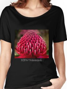 NSW Waratah Women's Relaxed Fit T-Shirt