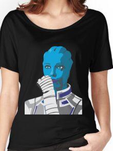 Mass Effect - Liara T'Soni (NO TEXT) Women's Relaxed Fit T-Shirt