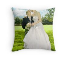 Emma & Laurie Throw Pillow