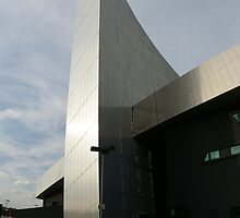 Daniel Libeskind Muse by Peter Hardy
