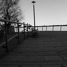 Pier by bluekrypton