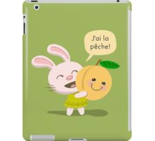 I Feel Good Rabbit iPad Case/Skin