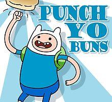 Punch yo buns! by xlolfishx