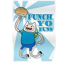 Punch yo buns! Poster