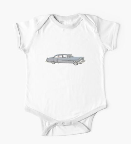 1955 Cadillac - Series 75 One Piece - Short Sleeve