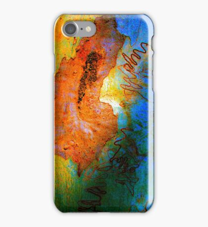 WOW !! Natures pallet enhanced. iPhone Case/Skin