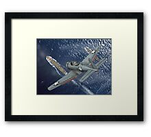 Midway Moment Framed Print