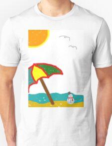 Mister Snowman  T-Shirt
