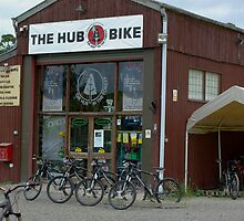 The Hub Shop by Ian Porter