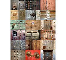 doors Photographic Print