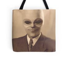 The Real Mr Woolworth Tote Bag