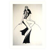 70's Series 3 Art Print