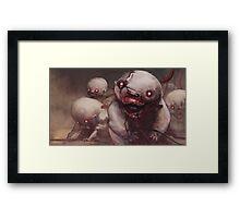The Unborn Framed Print