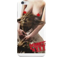 May the Schnitz be with you! iPhone Case/Skin