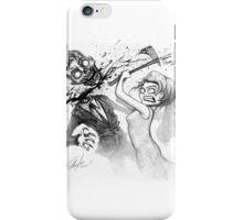 Til Death Do Us Part... iPhone Case/Skin