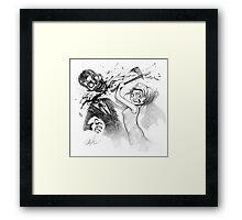 Til Death Do Us Part... Framed Print