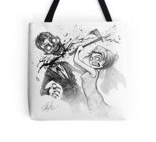Til Death Do Us Part... Tote Bag