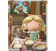 Goldilocks iPad Case/Skin