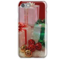 A Time for Giving iPhone Case/Skin